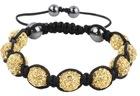 Shamballa Bracelets Wholesale Mixed Handwork Ball Crystal