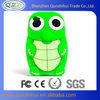 Factory price cute animals design silicone case for iphone 4S