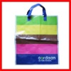 2012 hot sale rope handle pvc shopping bag