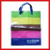 2012 hot sale rope handle pvc shopping bag