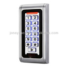 Metal waterproof RFID access control system