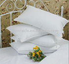 100% cotton goose down feather hotel pillow