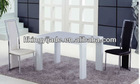 high gloss dinning table and chairs