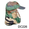 High quality embroidery fishing cap