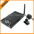 BM-0327 2.4G wirelss camera and receiver, built in Infra-Red LED, night vision, support Mobile detection