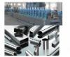 Steel tube welding machine