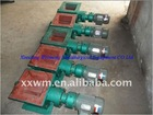 Rigid impeller feeder
