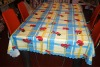 polyester heat transfer printing tablecloth