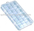 Plastic 48 modules fishing tool box (HL-YA769)