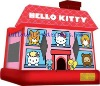 Hello Kitty 3D Jump Bounce Houses