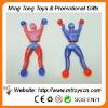 Hot sales 9cm DIY spiderman toy