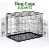 Big Style Black Painted Dog Cage