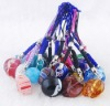 Mix Color Lampwork Glass Mobile Phone Pendants