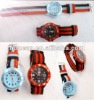 Nylon Strap plastic Watch