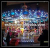 amusement park carousel with competitive price