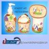4/S Ceramic Bathroom Accessories