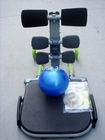 Total Core Exerciser with Counter,Gym Ball,Ropes,Workout DVD,Manual Book