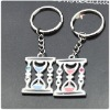 key chain, metal key chain, alloy key chain