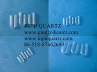 u sharp quartz tube and u bend quartz glass tube