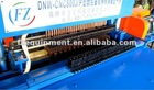 welded wire mesh fabrication machinery