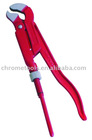 high quality CR-V steel Pipe Wrench