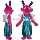 toy costume mascot