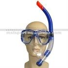 MST901 Diving mask & snorkel SET