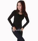 Women fashion primer/base shirt/bottoming shirt