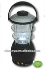 led powerful dynamo recgargeable camping lantern with compass