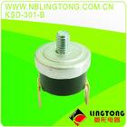 KSD301-B Snap-Action Bimetal Disc Thermostats