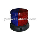 XDJD1003A red and blue color led beacon light