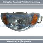 motorcycle light motorcycle headlight motorcycle front light for HONDA C100 BIZ SMASH