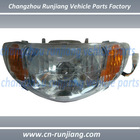 motorcycle light motorcycle headlight motorcycle front light for HONDA C100 BIZ SMASH