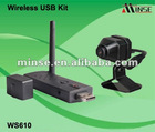 Wireless USB Camera Kit, Mini USB Wireless Camera Kit