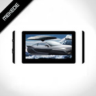 7inch touch screen car gps with DVR function