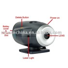 Mini Helmet Camera supporting to 32GB
