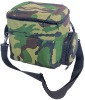 6L DC 12V portable electric camouflage samll cooler bag HS-060-03