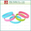 Fashion Sport Gift Silicone bracelet for promotional