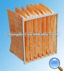 F5-F8 Fiberglass Pocket Filter
