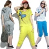 2012 ladies fashion leisure sports suit