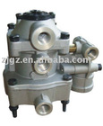 TRAILER CONTROL VALVE-WITH DUMP