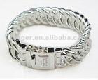 2012 hot sale silver buddha to buddha bracelet