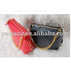 Fashion Ladies' Bag with two color,no brand