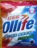 OEM small package washing powder