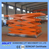 hydraulic cargo scissor lift with 2500kgs