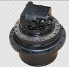 Hydraulic balance electric motor gearbox