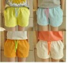 OEM,Hot sale cotton short pants,women panty.pantskirt,culottes