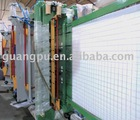 3D type panel tridi panel automatic production line