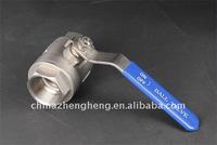 screwed ball valve