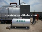 2012 top-tech waste tire pyrolysis equipment to fuel oil for sale
